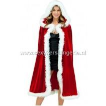 Kerstcape UITVERKOCHT