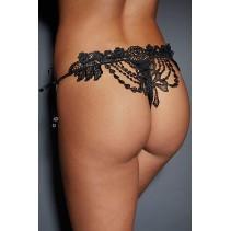 Sexy string zwart